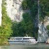 SW2 Ausflugsschiff im Donaudurchbruch
