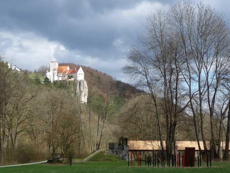 Riedenburg – Klamm – Burg Prunn